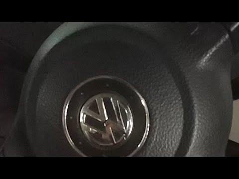 How to remove Volkswagen Polo steering wheel