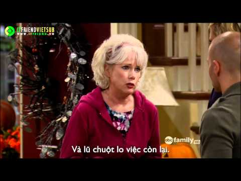 [Itfriend Vietsub] Melissa & Joey  -  S01E11 - A Fright in the Att [Part 1/2]
