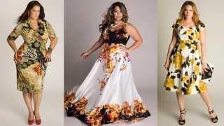 Vestidos plus size para festa