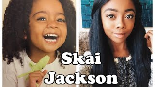 getlinkyoutube.com-6 Things You DIDN'T Know About Skai Jackson