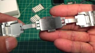 getlinkyoutube.com-Apple Link Bracelet: Real vs. eBay Clone