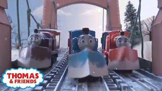 getlinkyoutube.com-Thomas &  Friends: The Christmas Heroes   The Great Snow Storm of Sodor Ep. #3   Thomas & Friends