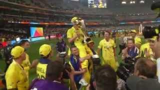 ICC Cricket World Cup Final width=