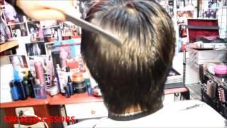haircut scissors ASMR( 1 hour)