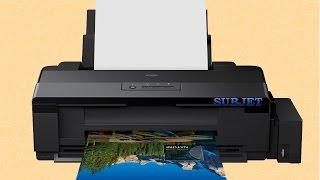 getlinkyoutube.com-Impressora para Sublimação | Imprime A3 e A4
