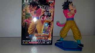 getlinkyoutube.com-Déballage D'Une Figurine Goku ssj4 - M.GB