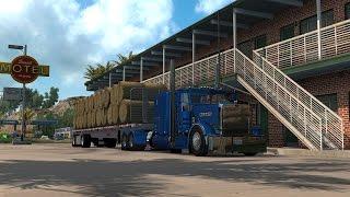 getlinkyoutube.com-American Truck Simulator Caterpillar engine sounds update