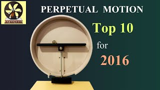 getlinkyoutube.com-Top 10 Perpetual Motion Machines for 2016  永久運動マシン