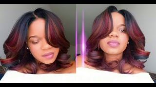 getlinkyoutube.com-Hit or Miss? Freetress Lona Wig