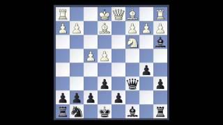 getlinkyoutube.com-Schacheröffnung Sizilianisch Taimanov-Variante Neuerung