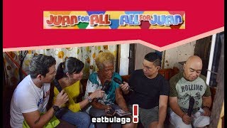 Juan For All, All For Juan Sugod Bahay | February 22,  2018