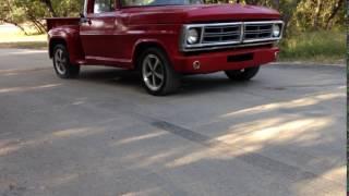 1972 ford f100 bumpside/stepside 390fe custom classic