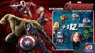 getlinkyoutube.com-Llaveros de Avengers Era de Ultron de Gamesa  Comercial de Tv HD