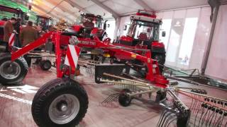 Massey Ferguson at Lamma 2017 - MF Hay & Forage