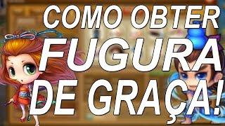 DDTank 337 - FUGURA DE GRAÇA  [SAIBA COMO OBTER!]