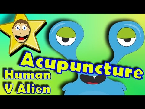 Alien Research : Acupuncture  by Thingy Animations - Microsoft Office Powerpoint
