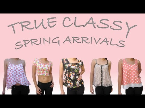 moda en blusa 2014-blusas de moda-moda en blusas primavera 2014-blusa fashion