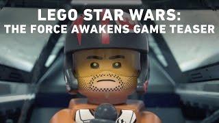 LEGO Star Wars: The Force Awakens (Teaser trailer)