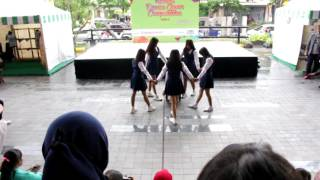 getlinkyoutube.com-160320 AGATE cover GFriend (여자친구) - Glass Bead + Me Gustas Tu + Rough at Lippo Plaza Mall