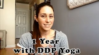 One Year Life Celebration with DDP YOGA - BODYREBOOTED
