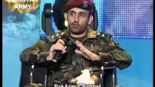 getlinkyoutube.com-Baluchistan Liberation army Captain Zia fight.