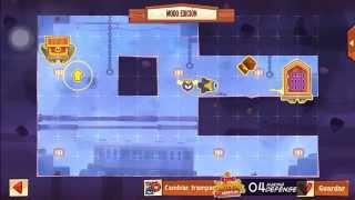 getlinkyoutube.com-GamePlay King of Thieves Making Defense 4