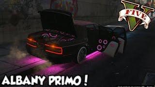 getlinkyoutube.com-GTA V - Tunando o Albany PRIMO SOM Insano! DLC LowRiders