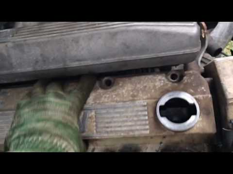 Как узнать какой стучит гидрик на BMW с двигателем М40