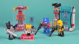 getlinkyoutube.com-Kreo Transformers Decepticon Replicator Playset Build Review