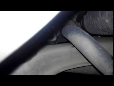 Люфт стабилизатора поперечной устойчивости Volvo