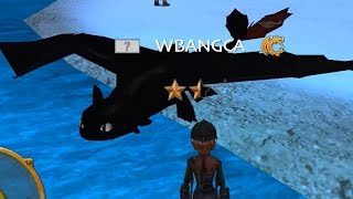 getlinkyoutube.com-How To Train Your Dragon - School of Dragons - Getting Toothless! [Part 16] [iPad]