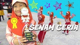 getlinkyoutube.com-Kompetisi Senam Ceria Anak PAUD - Happy Dance Cheerful Kids @LifiaTubeHD Fun