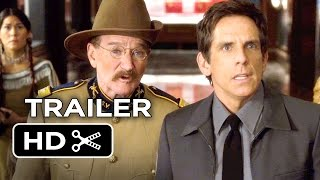 getlinkyoutube.com-EXCLUSIVE - Night at the Museum: Secret of the Tomb Official Trailer #2 (2014) - Robin Williams HD