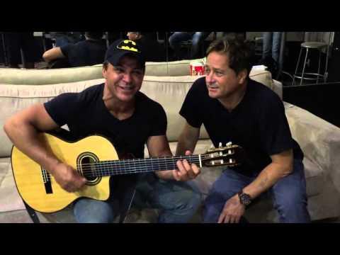 Eduardo Costa e Leonardo ( Homenagem a José Rico ) ao vivo - HD