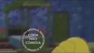 Bob esponja e Lula molusco funkeiro