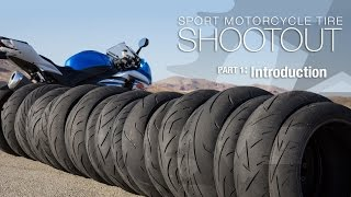 Sport Motorcycle Tire Shootout Part 1: Introduction - MotoUSA