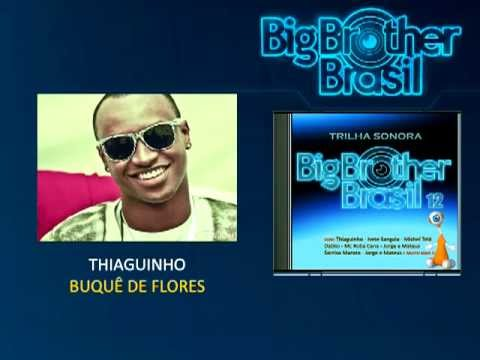 CD Big Brother Brasil 12 - Trilha Sonora (Lançamento 2012)