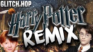 getlinkyoutube.com-Harry Potter (PUNYASO Remix) | Glitch Hop