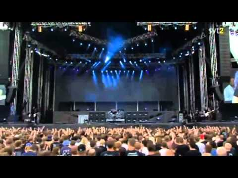 The Big 4 - Megadeth - Symphony Of Destruction Live Sweden July 3 2011 HD