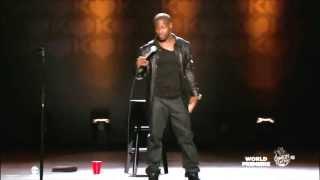 getlinkyoutube.com-Kevin Hart- How Shaq Falls! Seriously Funny!