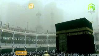 getlinkyoutube.com-Severe SandStorm/DustStorm and Rain in Makkah Al Mukarramah