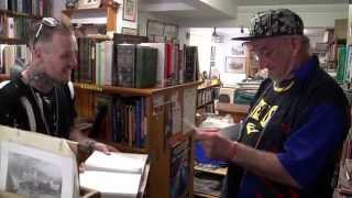 getlinkyoutube.com-Ryan Tricks - Magic in an Antique Book Shop