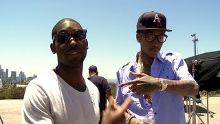 Tinie Tempah - Till I'm Gone (Feat. Wiz Khalifa) (Making Of)