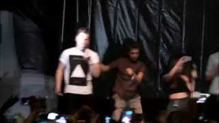 getlinkyoutube.com-DIGIFEST UK 2014 PART 3- JC, KIAN, RICKY, CONNOR, SAM AND TREVOR DANCE OFF, MATT ESPINOSA AND MORE!