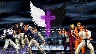 getlinkyoutube.com-Robert vs Yuri,King,Ryo & Takuma