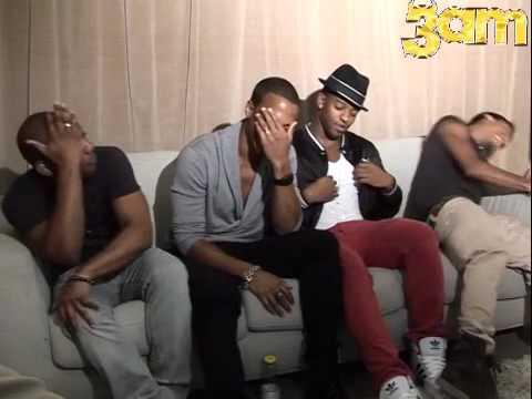 JLS solve some Valentine's Day love dilemmas for 3am.co.uk