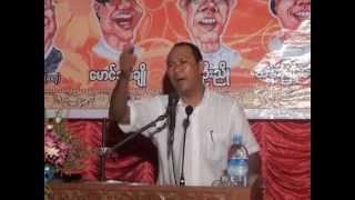 ဆရာဘုန္း( ဓါတု ) စာေပေဟာေၿပာပြဲ 6-6-2011 @R.avi