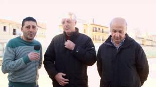 Tutti allo stadio per il derby cariatese cariati febb 2014 - Invito dei presidenti Tosto e Matera.