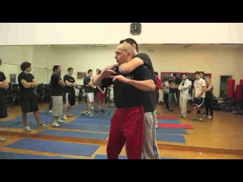 Krav Maga personal defense stage, British SAS (5) - Luca Zama tutor contractor