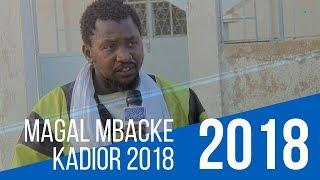 Magal Mbacke Kadior 2018   Plateau Special Cheikh Mouhamadou Lamine Bara
